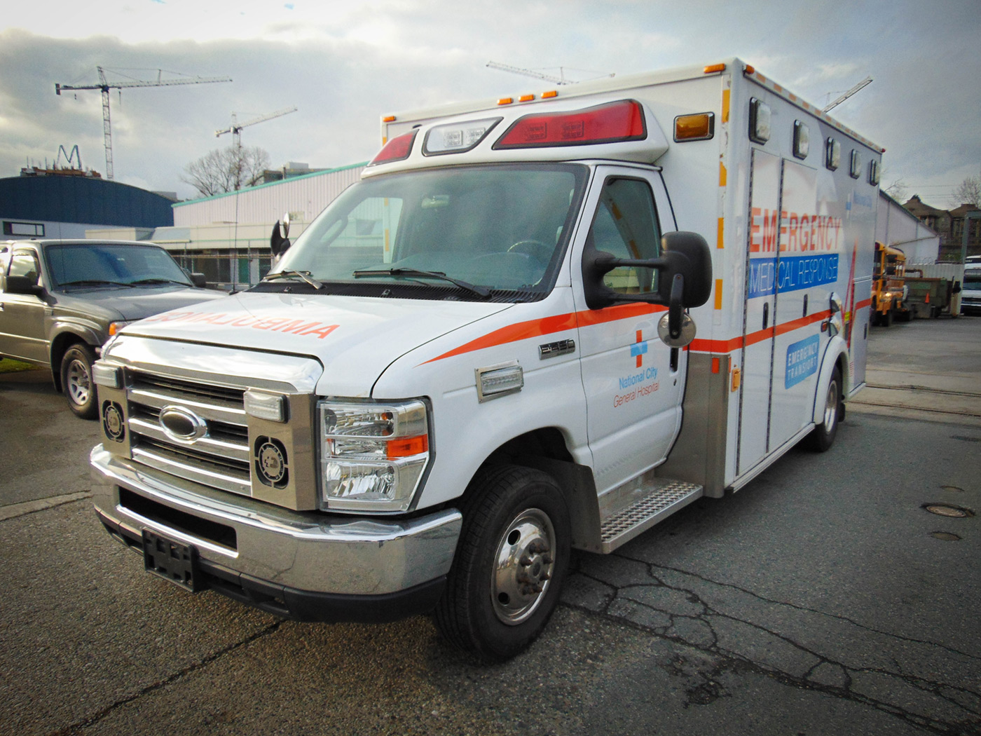 Picture Ambulances & Movie Vehicle Rentals
